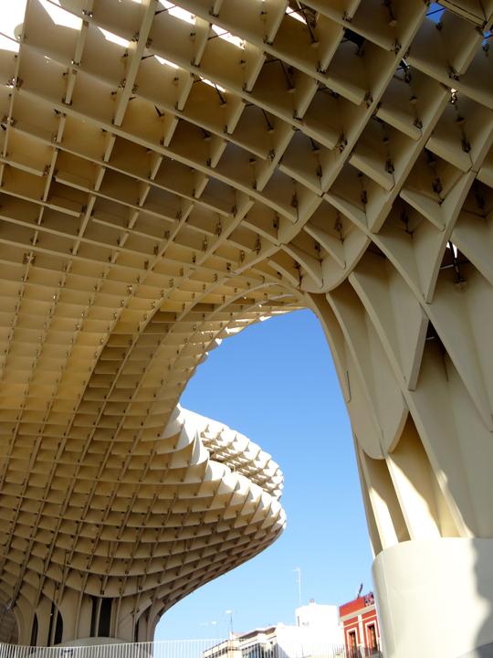 I Prefer Paris Seville Casa De Pilatos And Metropol Parasol