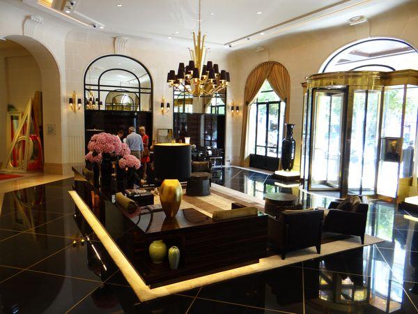 I Prefer Paris  Prince De Galles Hotel