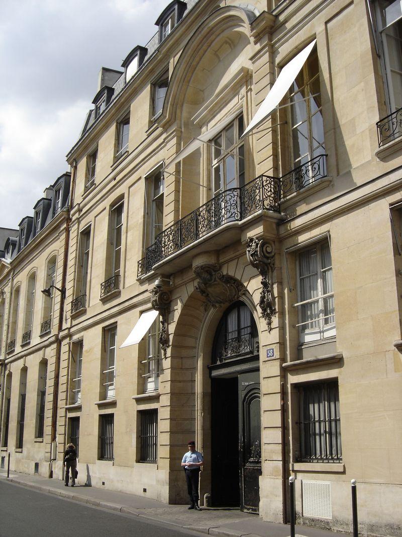 58 Rue de Varenne 016