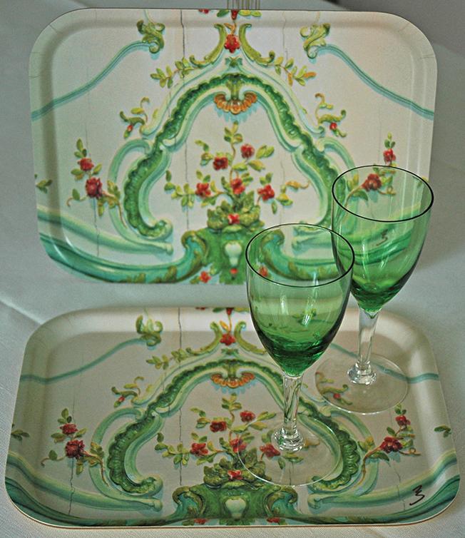 marianne stroms decorative serving trays - Decorative Serving Trays