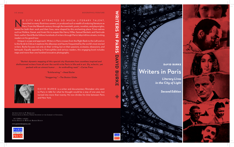 Writers in paris PBK cover C2P