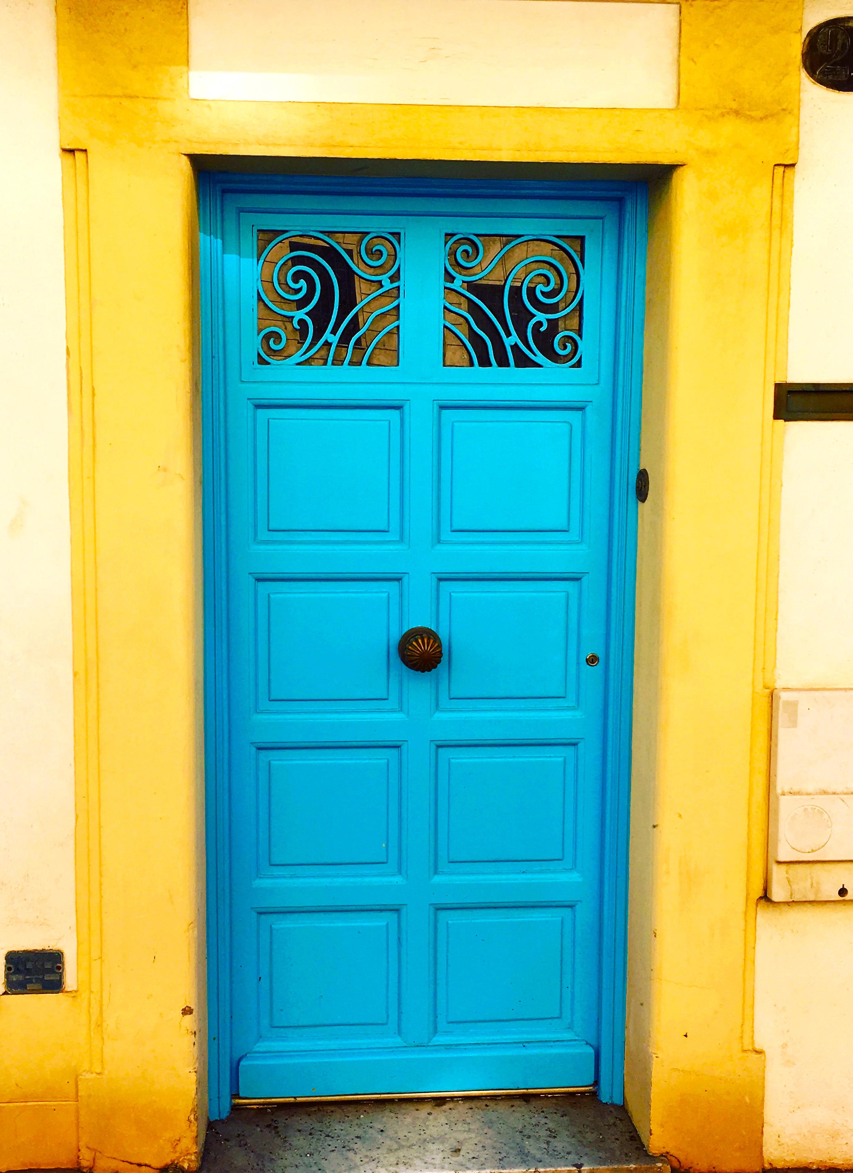I Prefer Paris: Door of the Month March 2017: Instagram