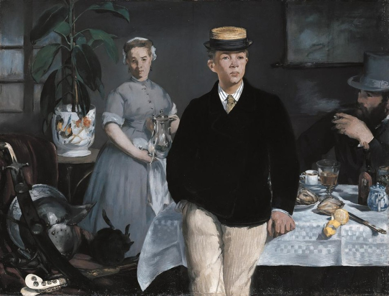 Luncheon_in_the_Studio_-_Manet