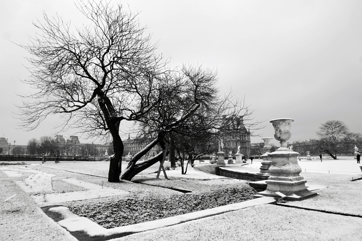 TUILERIES SNOW-2