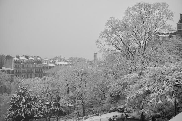 MONTMARTRE SNOW-2