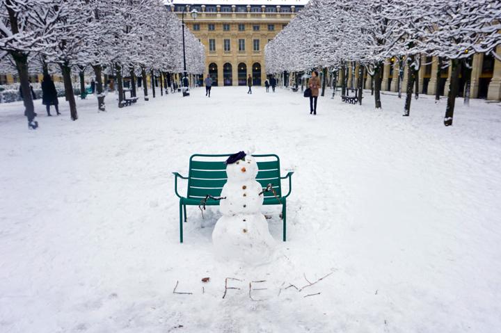 SNOW 2-7