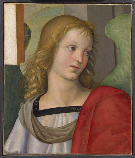 Raphael-Ange-Brescia-Pinacotecta-Tosio-Martinengo