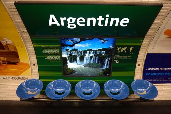 ARGENTINE METRO-1