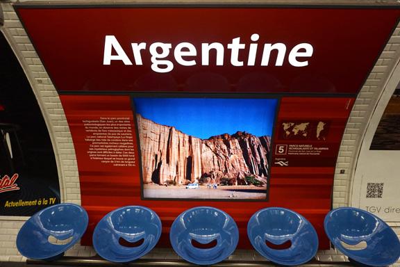 ARGENTINE METRO-3