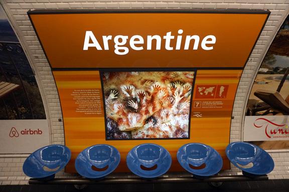 ARGENTINE METRO-5