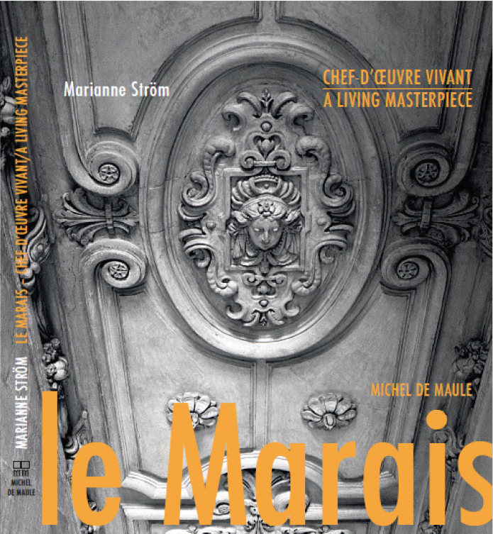 Couverture du livre Le Marais - copie