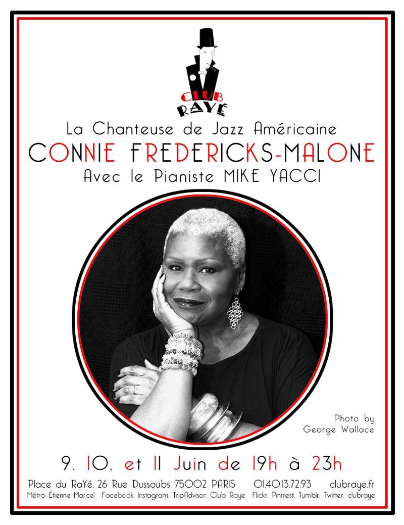 Connie at Club Raye Paris