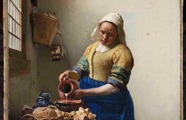 Exposition-Vermeer-La-Laitière-Musée-du-Louve-I-630x405-I-©-Rijksmuseum-Amsterdam