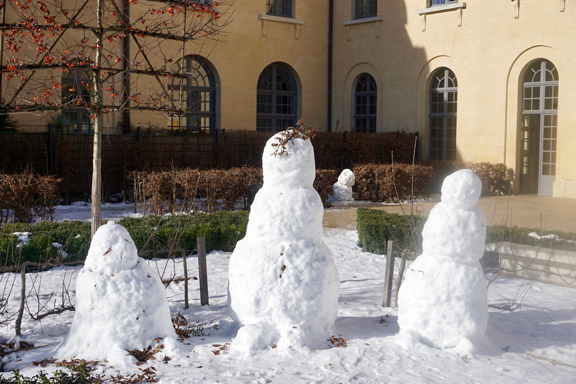 VERSAILLES SNOW-21