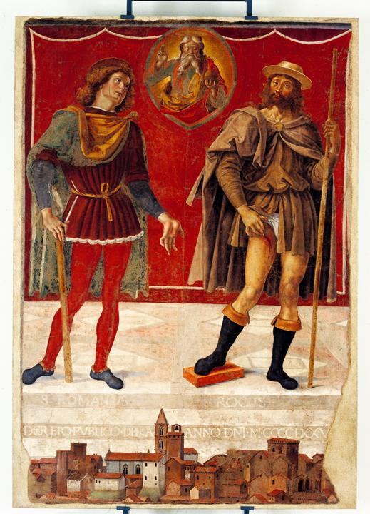 7.I Santi Romano e Rocco