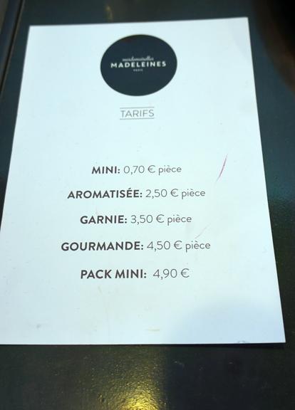 MADELEINES-4