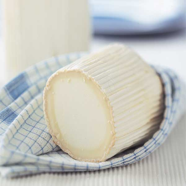 Soft-Ripened Goat Cheese2