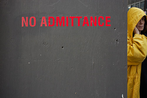 No Admittance_500 pix