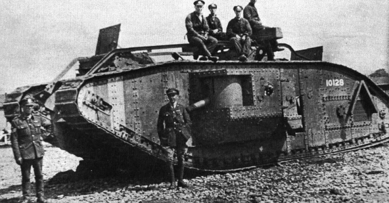 Ww1-tank
