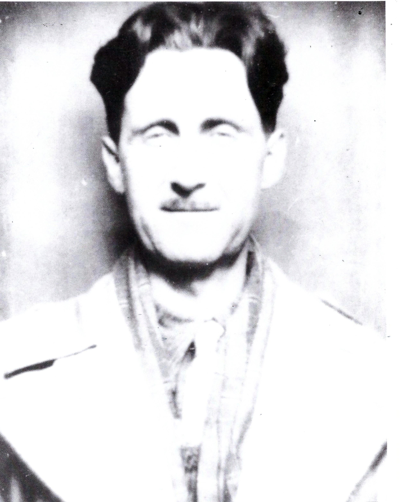 George Orwell at 26 001