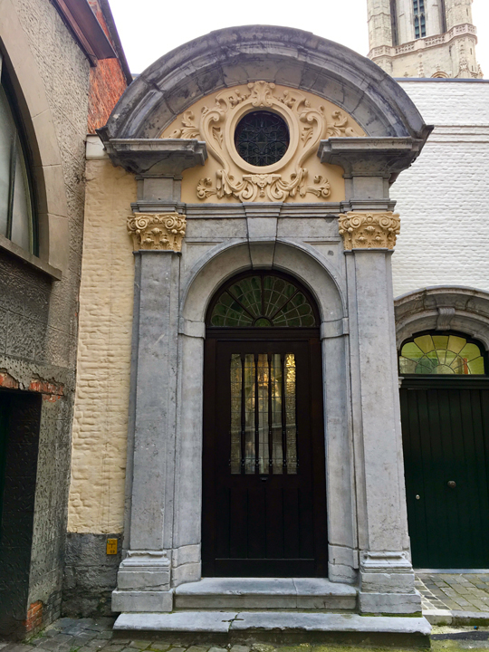 GHENT DOOR-6