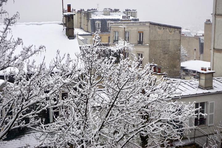 MONTMARTRE SNOW-9