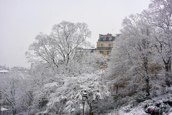 MONTMARTRE SNOW-17