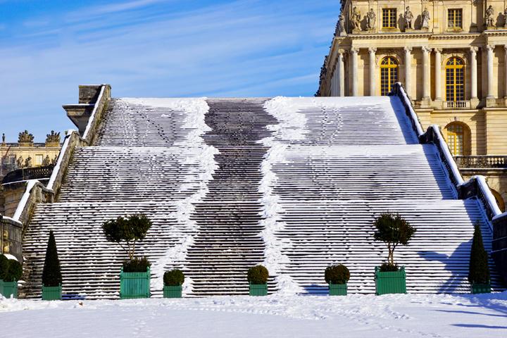 VERSAILLES SNOW-18