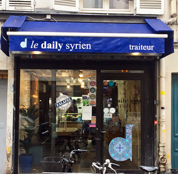 DAILY SYRIEN-1