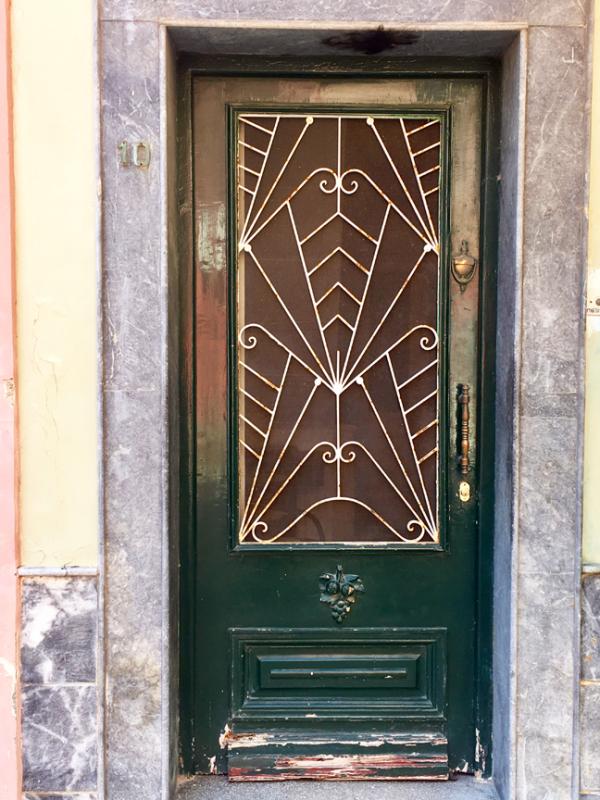 I Prefer Paris Door S Of The Month Paxos Amp Corfu Greece