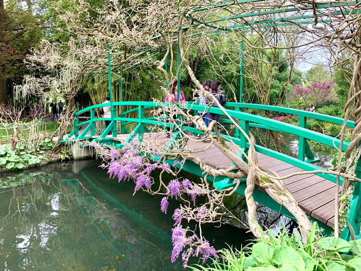 GIVERNY APRIL-10