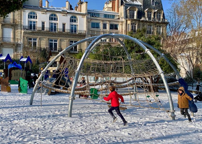 PARC MONCEAU SNOW-1