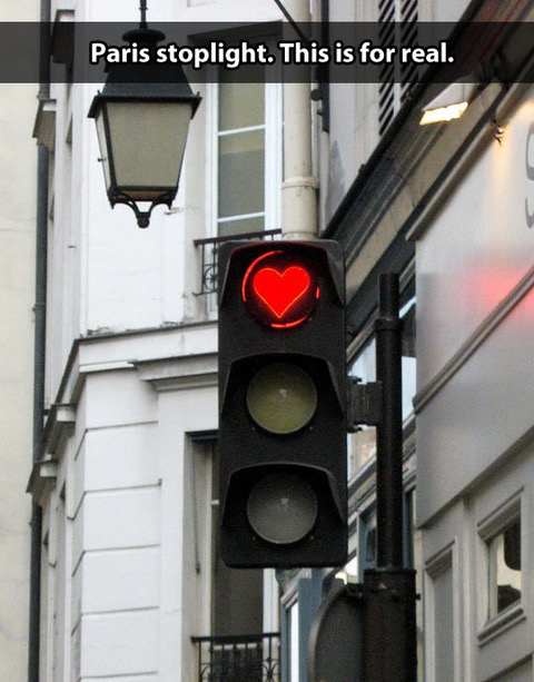 Parisstoplight