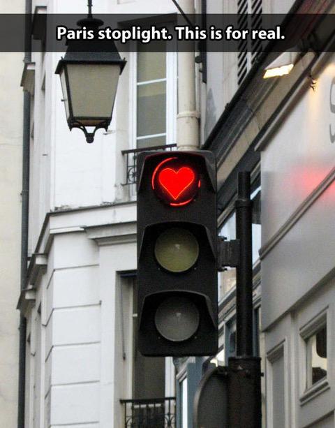 Parisstoplight