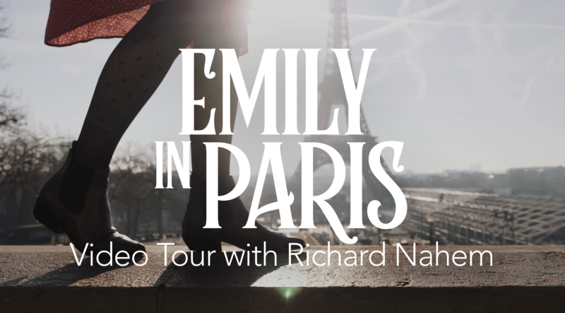 Emily in paris title