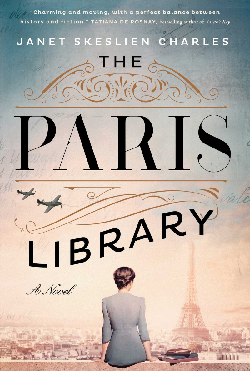 The-paris-library-cover