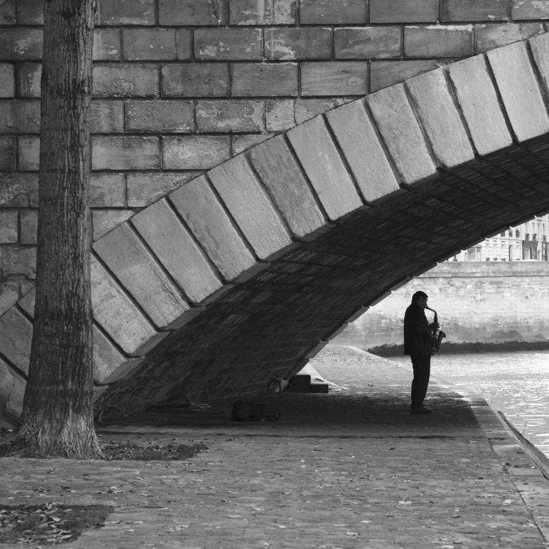 Music on the Quai_© Meredith Mullins