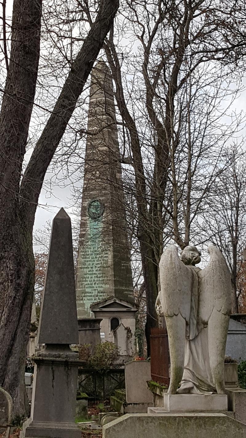 06 angel and obelisks  - Carolyn Campbell
