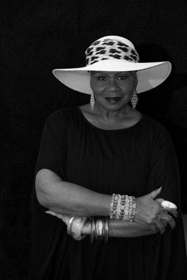 Connie Black and White Portraits-25