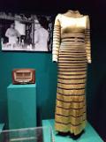 Oum's dress and radio